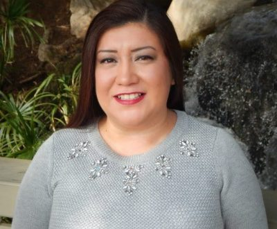 Azucena Ramos - Administration & Human Resources Manager