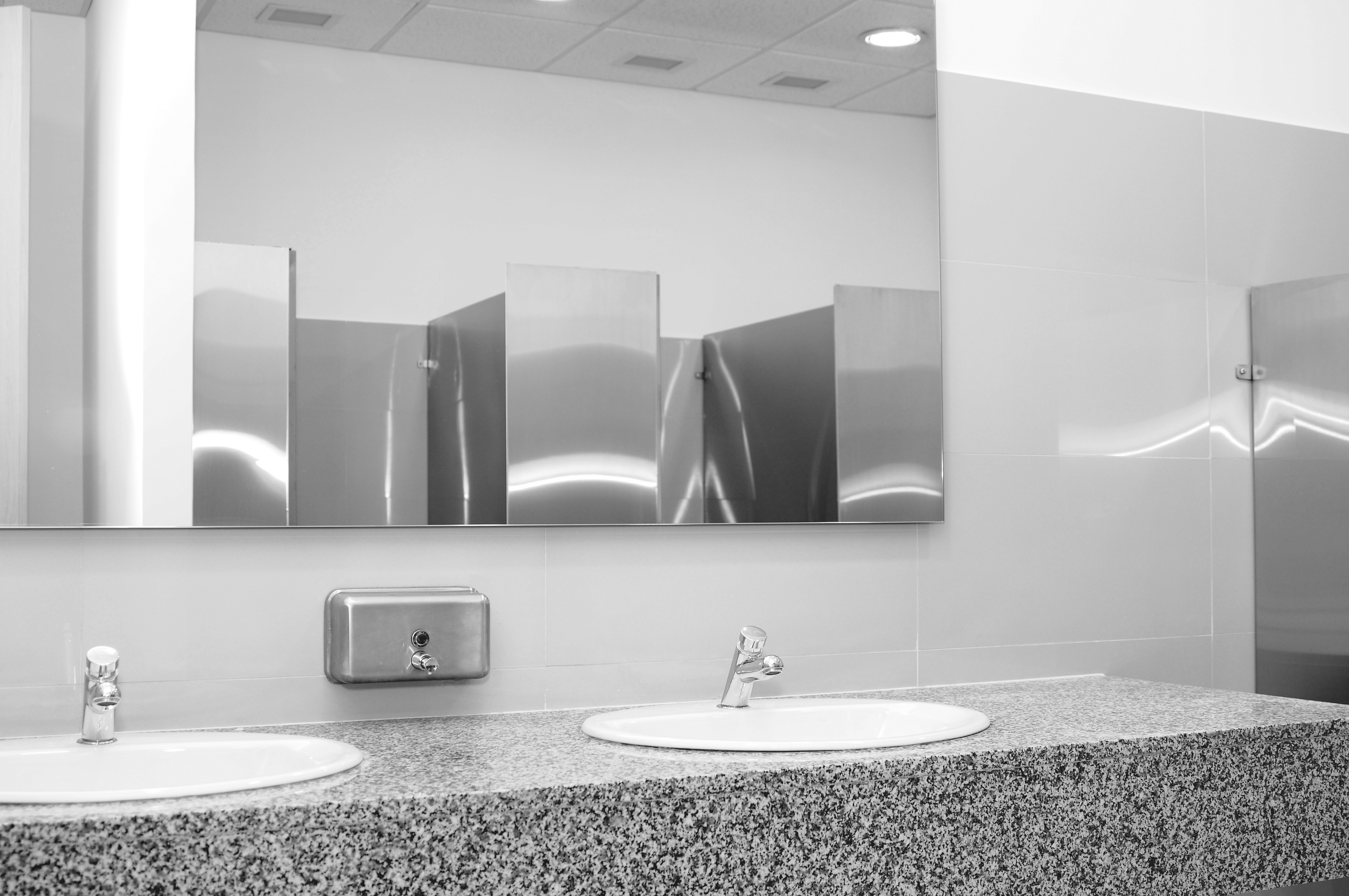 Importance of commercial restroom cleaning prestige for Commercial bathroom cleaner
