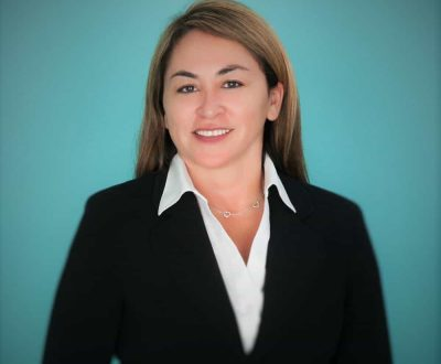 Portrait of Account Manager Bea Mamrot - Prestige Property Services - Orange County Property Services