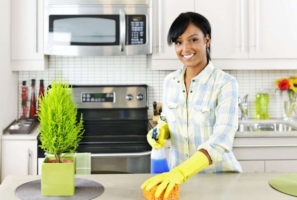 residential cleaning tips
