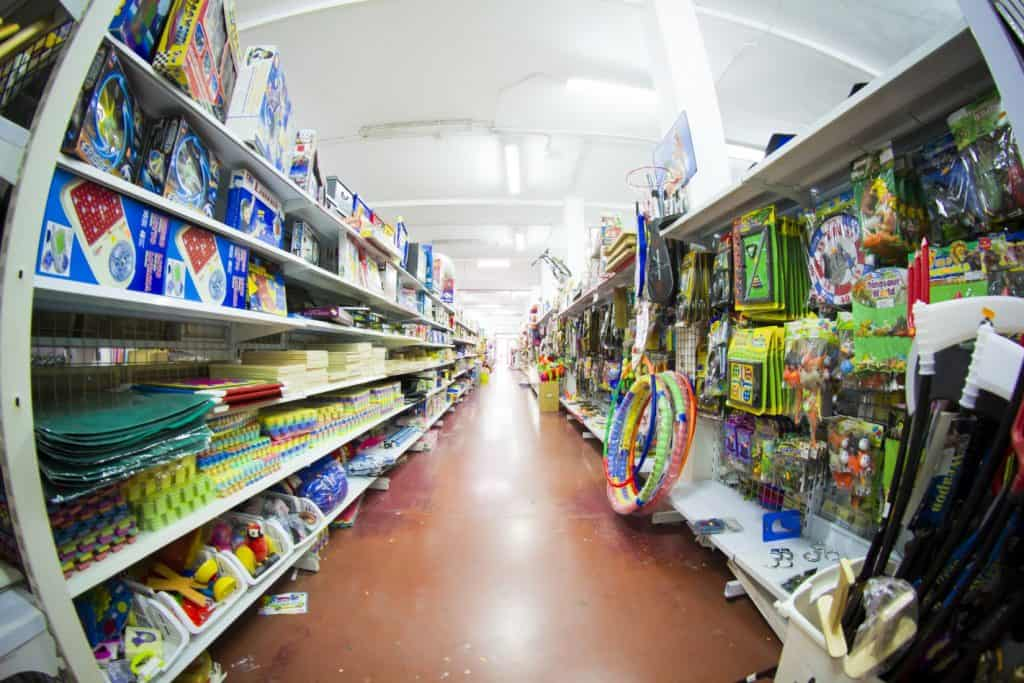 janitorial services for supermarkets