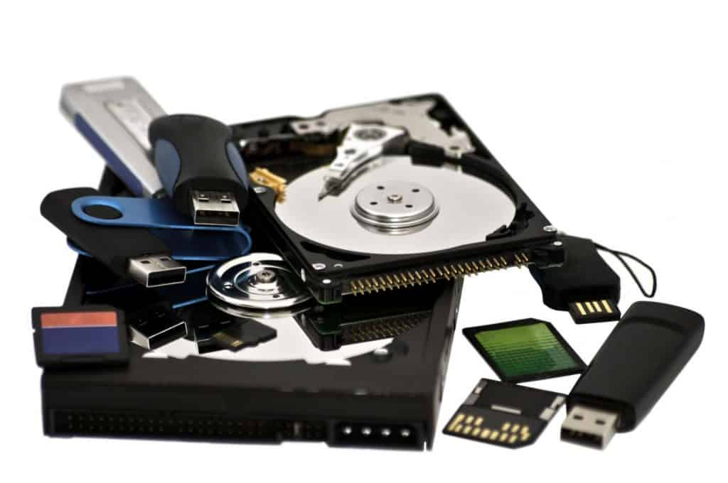 office e-waste