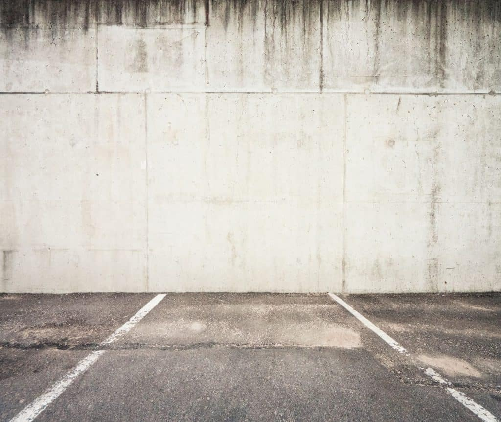 outdoor parking maintenance
